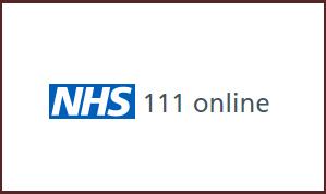NHS 111 Online